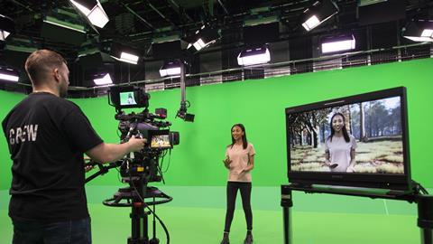 Behind the scenes of a greenscreen production - How much does virtual production cost?