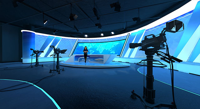Visual example of an XR Studio